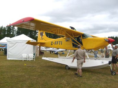 bf8f0cbeabe Dream Aircraft - Photos - Customer plane/Amphibs from Montana Floats